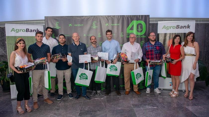 Finalistas de los premios.