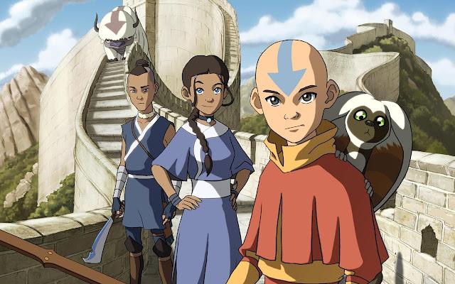 Avatar the Last Airbender Tab