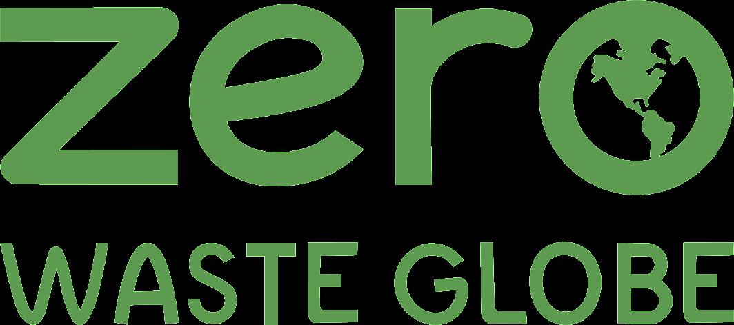 zero waste globe logo
