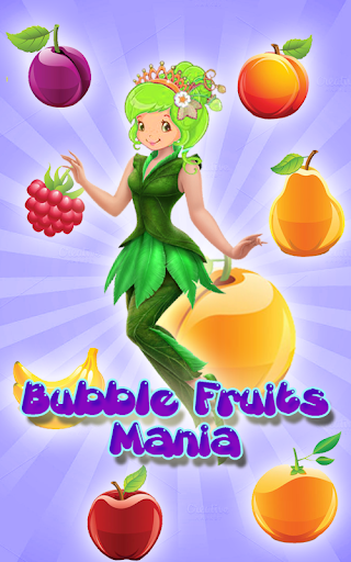 Bubble Fruit Mania