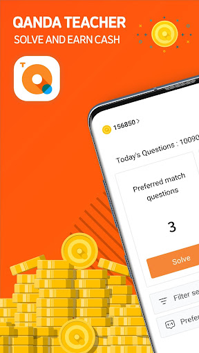 Qanda Teacher : Solve and earn cash 2.0.06 screenshots 1