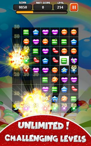 Crazy Candy Smash New Game 2020- Games 2020  screenshots 3