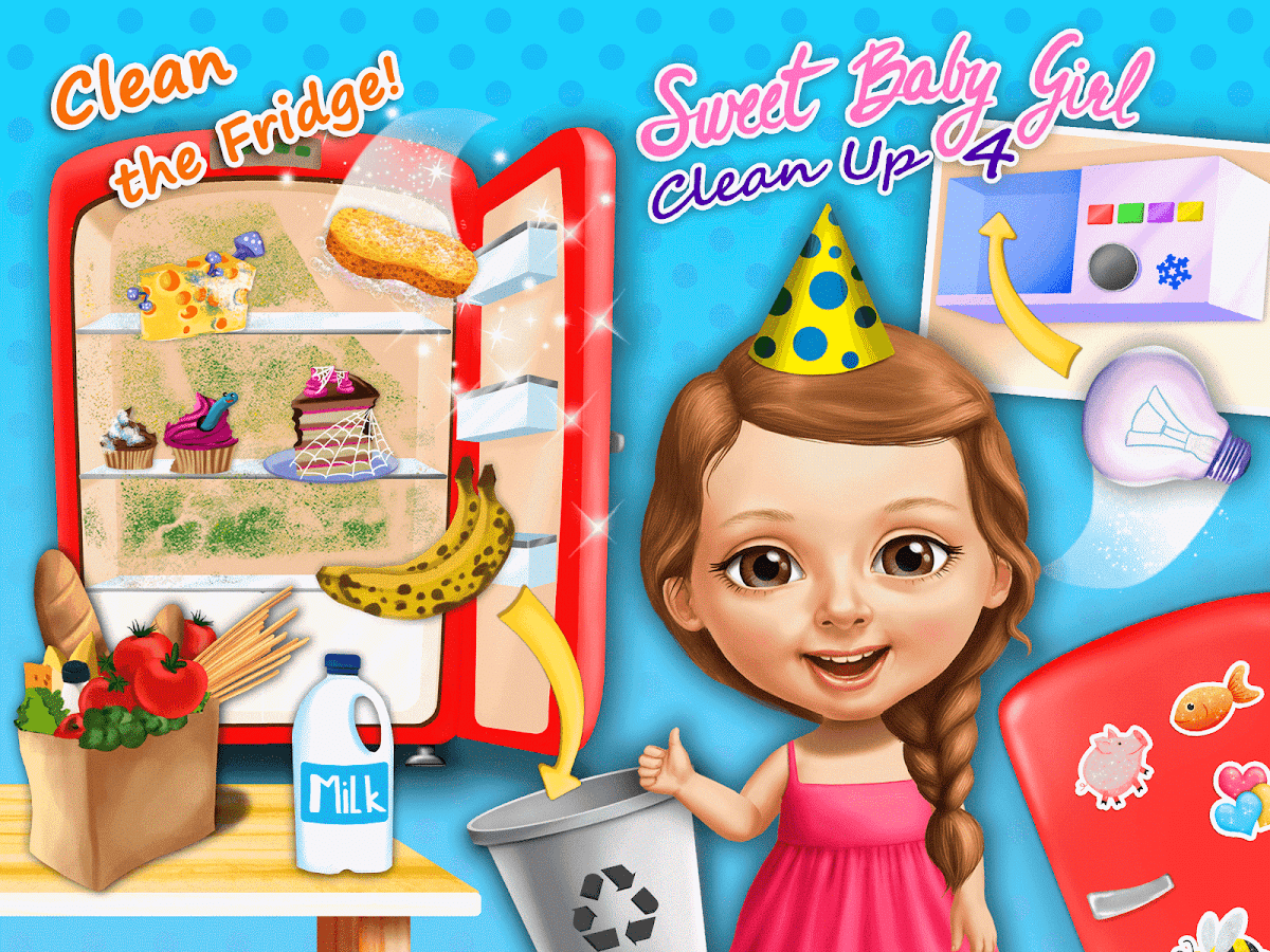 Sweet Baby Girl Cleanup 4- screenshot