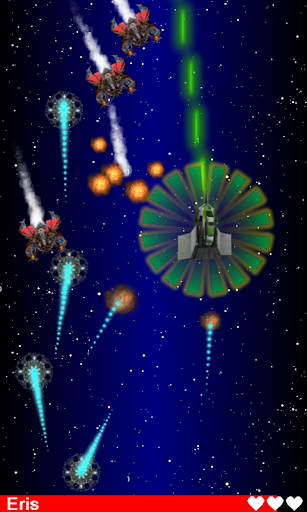 Spaceship Games - Alien Shooter  screenshots 8