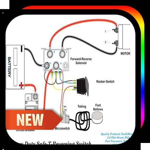 Electrical Motor Wiring Diagram on