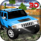 4x4 Off Road Jeep Driving Simulation 2017