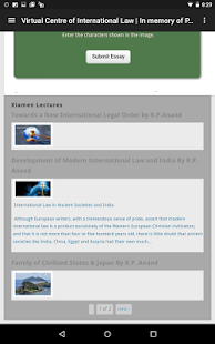 VCIL Public International Law- screenshot thumbnail