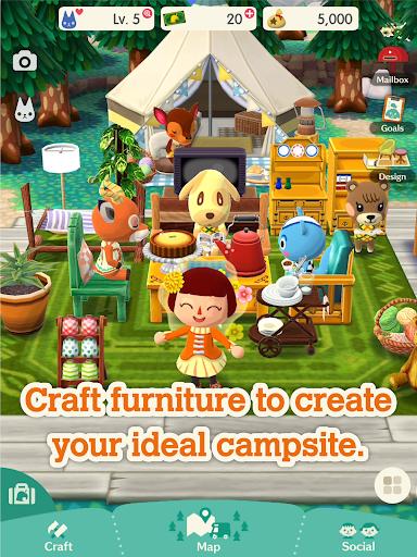 Animal Crossing: Pocket Camp 3.2.0 screenshots 8