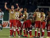 Standard wint met 0-3 na een sterke tweede helft tegen een ongeïnspireerd Panathinaikos