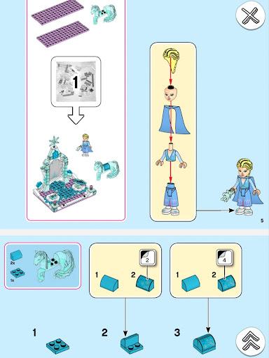 LEGOu00ae Building Instructions screenshots 10