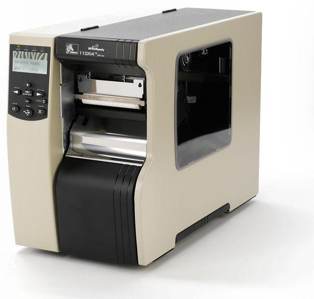 máy in mã vạch 110xi4