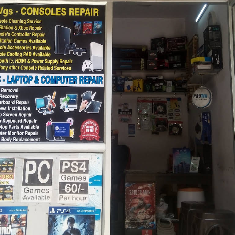 Vgs - Console & Computer Repair - Computer Repair Service in