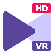 KM Player VR - 360 grados, VR (Realidad Virtual)