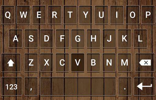 Wood Emoji Keyboard Emoticons