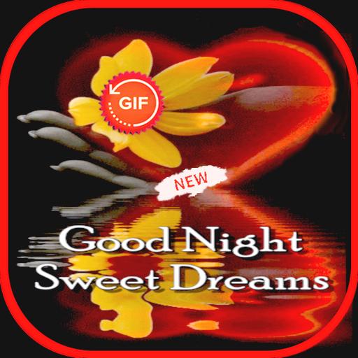 Romantic Good Night Love Images Gif Aplikacije Na Google Playu