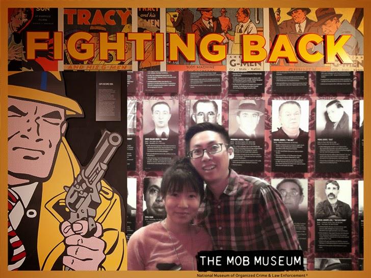 Las Vegas Mob Museum.