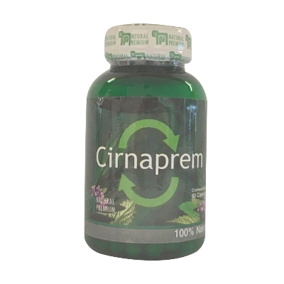 cardo lechozo cirnaprem 60capsulas natural premium