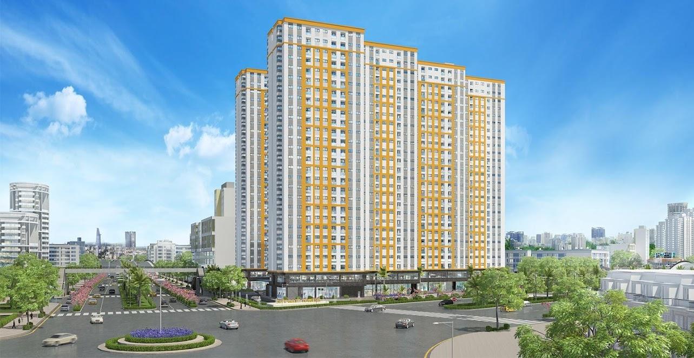 City Gate – Đại lộ Võ Văn Kiệt Đường Võ Văn Kiệt, Phường 16, Quận 8, Hồ Chí Minh