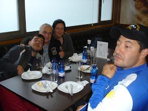 Photo: Frugal cena con los Maxis.