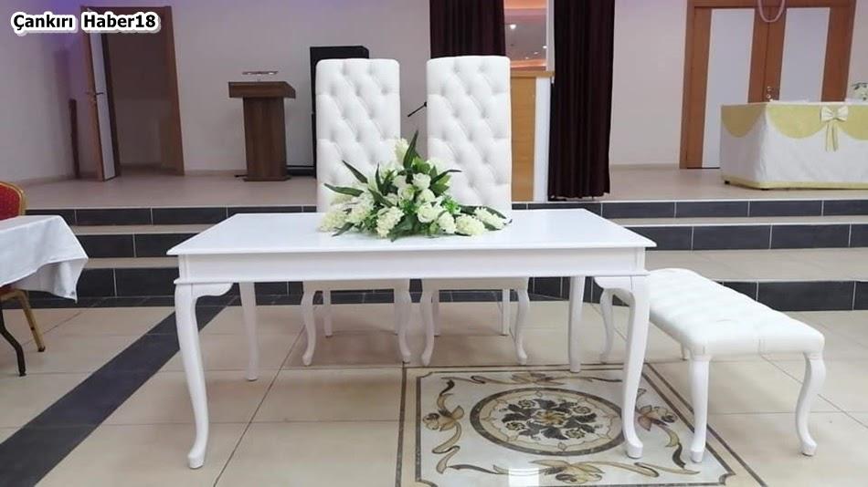 Çankırı Kurşunlu Düğün salonu, haber