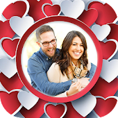 Love Photo Frames Editor-Love Photo Editor Collage