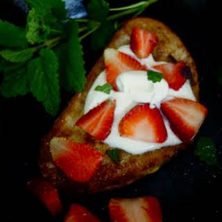 CRISPY EGG-FRIED BREAD recipe by Jamie Oliver.