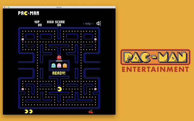 Classical Pac-Man Game