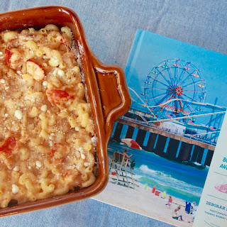 Lobster Mac & Cheese from the Jersey Shore Cookbook