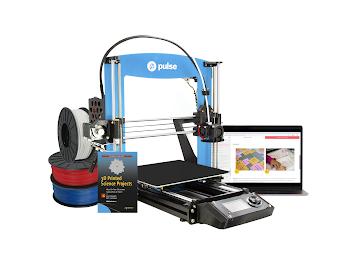 Pulse EDU 3D Printer Bundle