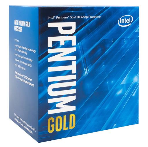 Bộ vi xử lý/ CPU Pentium G5600 (3.9GHz)