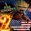 Super Baby Grooot Pirate APK