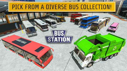 Bus Station: Learn to Drive! 1.3 screenshots 5