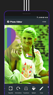 Ner - Photo Editor, Pip, Square, Filters, Pro Screenshot