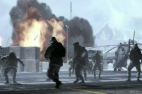 Hot Modern Combat 5: Blackout Guide - náhled
