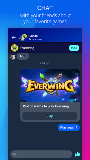 Facebook Gaming: Watch, Play, and Connect 82.0.0.61.44 screenshots 3