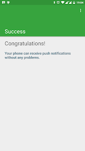 Push Notification Tester- screenshot thumbnail