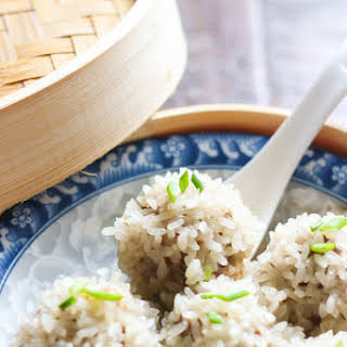 Sticky Rice With Meat Recipes.