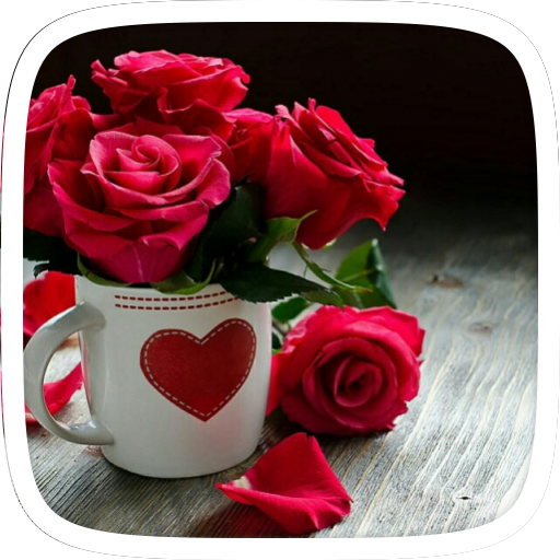 Rose Heart Theme