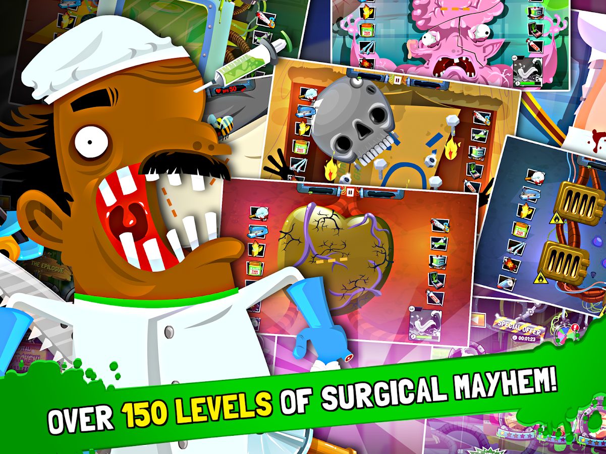 Amateur Surgeon 4 – képernyőkép