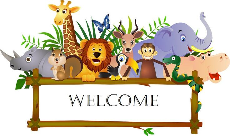 Image result for welcome back to school jungle clip art