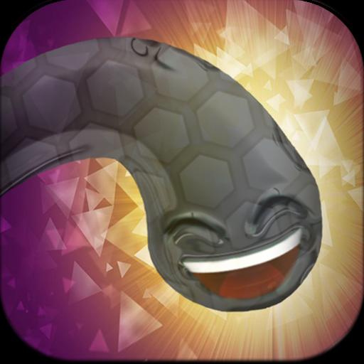 Transparent Slitherio Skin 遊戲 App LOGO-硬是要APP