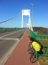 Photo: Le pont de la Roche Bernard