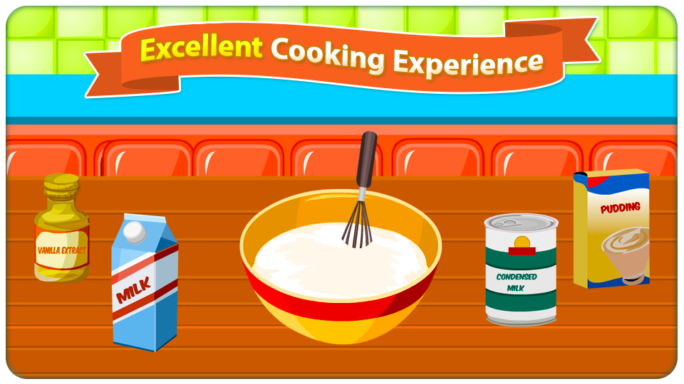 Cooking Passion- screenshot