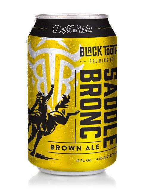 Logo of Black Tooth Saddle Bronc