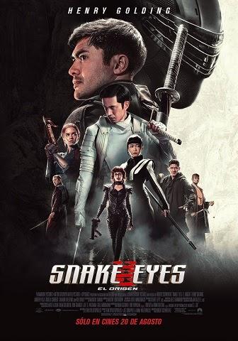 Snake Eyes El origen