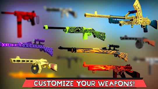 Raidfield 2 – Online WW2 Shooter Mod Apk (Unlimited Bullets) 4