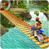Water Games 3D: Stuntman Bike Water Stunts