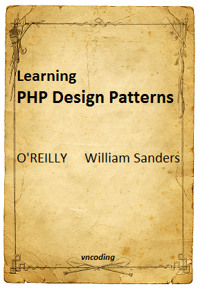 Learning PHP Design Pattern
