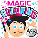 Kids Magic Coloring icon