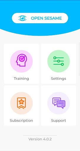 Open Sesame - Touch Free Control 4.0.12 screenshots 2